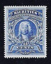 Mint Hinged Postage Mauritian Stamps