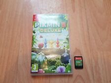 Pikmin 3 Deluxe ( Cute Colored Alien Creatures Simulation ) - Nintendo Switch