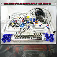 92-01 H22A4 PRELUDE BB1 BB T3/T04E 350+HPS BOOST CAST MANIFOLD TURBO/CHARGER KIT