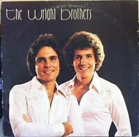 Wright Brothers - Maine To California LP VG+ Private IL Soul Rock Funk Rare 1st