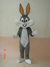 Adult Bugs Bunny Mascot Costume For Festival PARTY