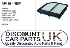 Air Filter to Suit MX-3 (1.8 i V6 PETROL 01/92-01/94 )