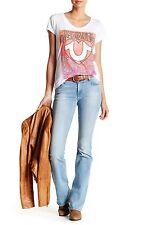 True Religion Becca Mid Rise Bootcut Jean 24 Retail $189