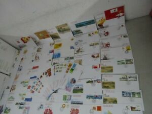 Nystamps PR China FDC First Day Cover collection