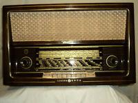 loewe opta venus 1791 w,antiguo vintage radio de valvula radio valvula