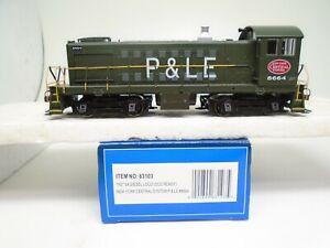 Bachmann Ho 63103 Alco S-4 locomotive, P&LE 8664