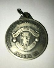 MANCHESTER UNITED FC MEDAL FROM 1983 FUN RUN!