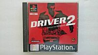 Driver 2 (Sony PlayStation 1, 2000) - European Version
