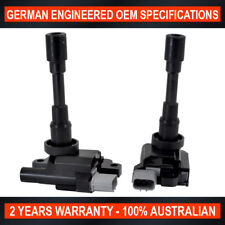 2x Ignition Coil Holden Cruze YG SX4 Suzuki Swift Baleno Carry Ingis GrandVitara