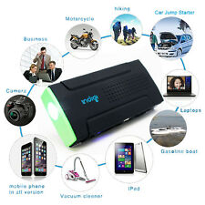 Smallest Lightest Powerful Portable Car Vehicle Jump Starter Power Bank Station