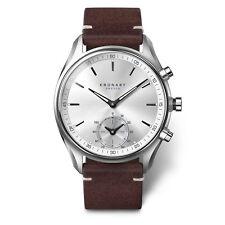 Kronaby Sekel Quartz Uhr Silber 43mm 10 ATM A1000-0714