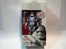 First Order Stormtrooper # 97 Star Wars Black Series 6 Inch Edition White Weiss