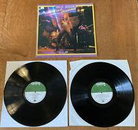 MILLIE JACKSON-Live & Uncensored 1979. Double LP Spring Records SP2-6725. NM