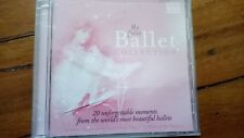 NEW SEALED CD ALBUM MY FIRST BALLET  BAND SONGS PLAYER RADIO TOP WALT DISNEY
