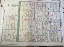 1920 E. BLECHER HYDE MIDWOOD, BROOKLYN, NY W/ VITAGRAPH STUDIOS ATLAS MAP 27x36