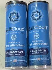 2-Pack-BaitCloud Fish Attractant-Multi- Spesies