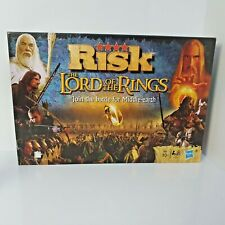 Risk  Lord Of The Rings Join The Battle For Middle-Earth Complete (t4)