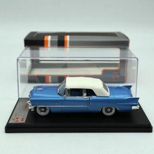 Premium X Cadillac Eldorado Biarritz 1956 Blue/White PRD581 1:43 Limited Edition
