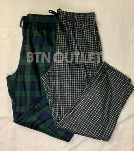 Nautica Men's Sueded Fleece Lounge Pant Sleepwear PJ Comfort Waistband Pockets