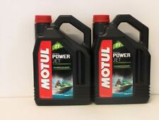6,84 €/L Motul Powerjet 2 T 2 x 4 Ltr JET SKI 2-TaktöL