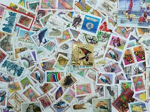 SOUTH AFRICA - 50 Grams Kiloware - Stamps on Paper - Good Variety, Duplication