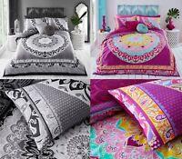 Luxury Duvet Cover Sets Bedding Pillow Cases Single Double King Super king