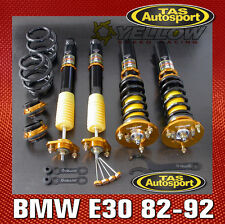 YELLOW-SPEED COILOVERS SUSPENSION BMW 3 Series E30 82-92 yellowspeed
