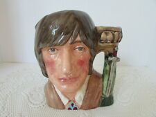 Vtg Doulton & Co Ltd Large Toby Jug Romeo The Shakespearean Collection England