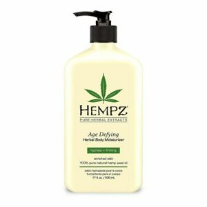 Hempz Age Defying Herbal Body Moisturiser - 500ml pump bottle