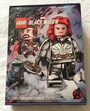 Lego 77905 Taskmasters Ambush Marvel Black Widow Exclusive Comic Con New Nib
