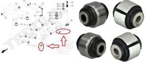 Rear Control Arm Wheel Hub Knuckle Bushes Bushings for BMW E90 E91 E92 E93