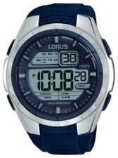 Relojes de pulsera Lorus de acero inoxidable de alarma