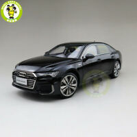 1/18 New Audi A6L A6 2019 Diecast Metal Car Model Toy Boys Girls Gifts Black