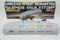 SUPER MULTI TAP HC-696 Boxed Super Famicom Nintendo Game Japan 2015