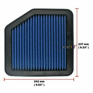 Works High Flow Air Filter For Lexus GS350 GS430 2006-11 IS250 IS350 2006-13.