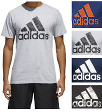 NEW Adidas Badge of Sport Big Logo T Shirt NEW