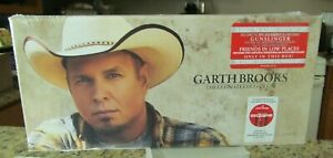 Garth Brooks The Ultimate Collection 10 Disk Set 2016 New