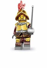 "LEGO MINIFIGURES SERIES 8 ~ THE ""CONQUISTADOR""  (SEALED PACK) - 2012 / RETRIED"