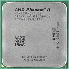 AMD Phenom II X4 920 Processor CPU HDX920XCJ4DGI 2.8GHz 4-Core 6M Cache AM2+