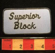 Superior Block Uniform Patch STATE OF MICHIGAN PATCH Concrete Blocks Pavers 67EO