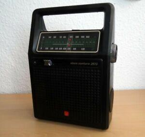 DDR RFT Radio Stern Contura 2513 - Sammlerstück -