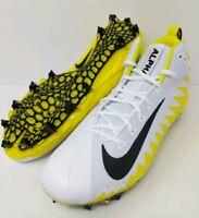 Nike Alpha Menace Pro Mid Mens Football Cleats 871451 107 SIZE 11.5 New