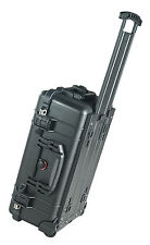 Peli 1510 Airline Carry on Pelicase With Lid Base Foam Protector Case