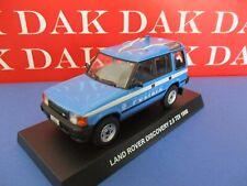 Die cast 1/43 Modellino Auto Polizia Police Land Rover Discovery 2.5 TDI 1998