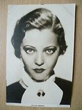 Film Actresses Postcard- SYLVIA SIDNEY '' Film Weekly, London''