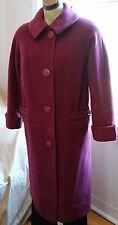 1950s 100% Wool Vintage Outerwear Coats & Jackets for Women
