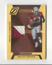 2005 Zenith #2 Bryant Johnson PATCH Cardinals /100