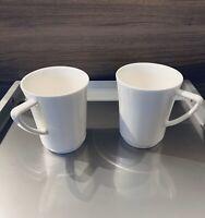 Tassen weiß Porzellan NEU OVP Karton mit 36 Stück ideal für Kiosk / Cafe etc.