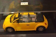 VW Beetle Proto Concept Cabrio 1994 Minichamps in scale 1/43