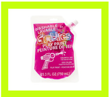 NEW ~ GOBLIES Washable Play Paint for Water Guns, 25.3 oz - PINK
